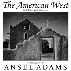 Ansel adams 2016 mini wall calendar for Ansel adams the mural project 1941 to 1942