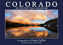 Colorado 2013 Wall Calendar