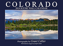 Colorado 2014 Wall Calendar