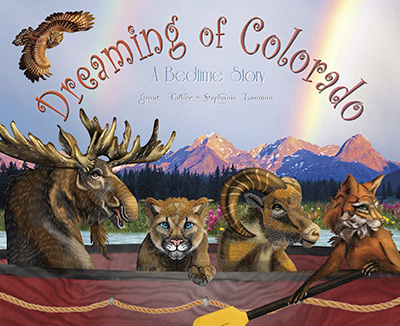 Dreaming of Colorado, children's book