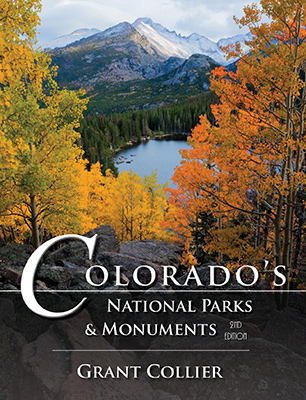 Colorados National Parks Monuments coffee table book