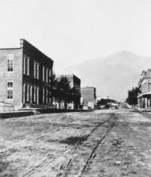 Golden, Colorado History