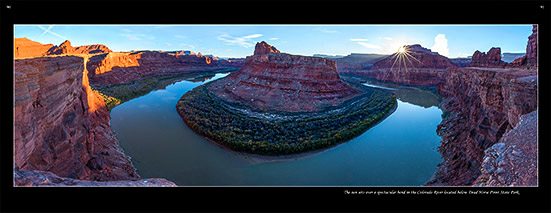 Colorado River Gooseneck