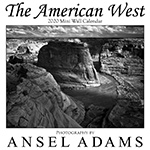 Ansel Adams 2020 Mini Wall Calendar