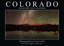 Colorado 2019 Scenic Wall Calendar