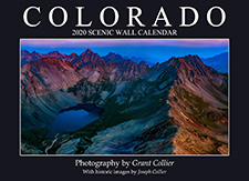 Colorado 2020 Scenic Wall Calendar