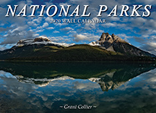 National Parks 2020 Wall Calendar