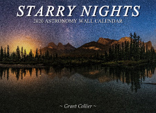 Starry Nights 2020 Astronomy Wall Calendar